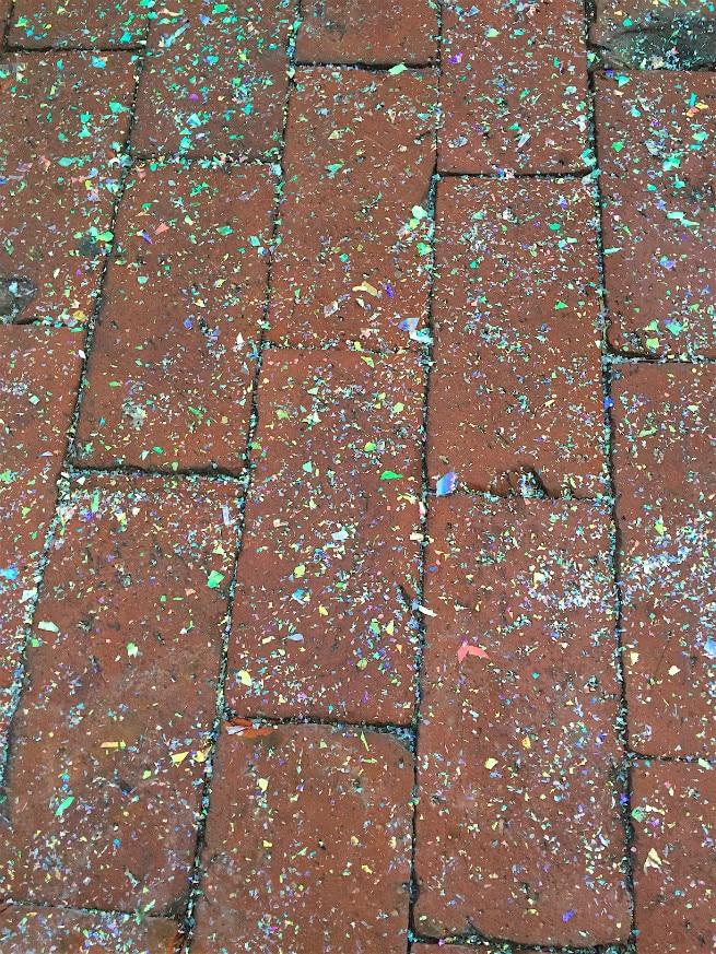 the queen mary chill 2015 confetti