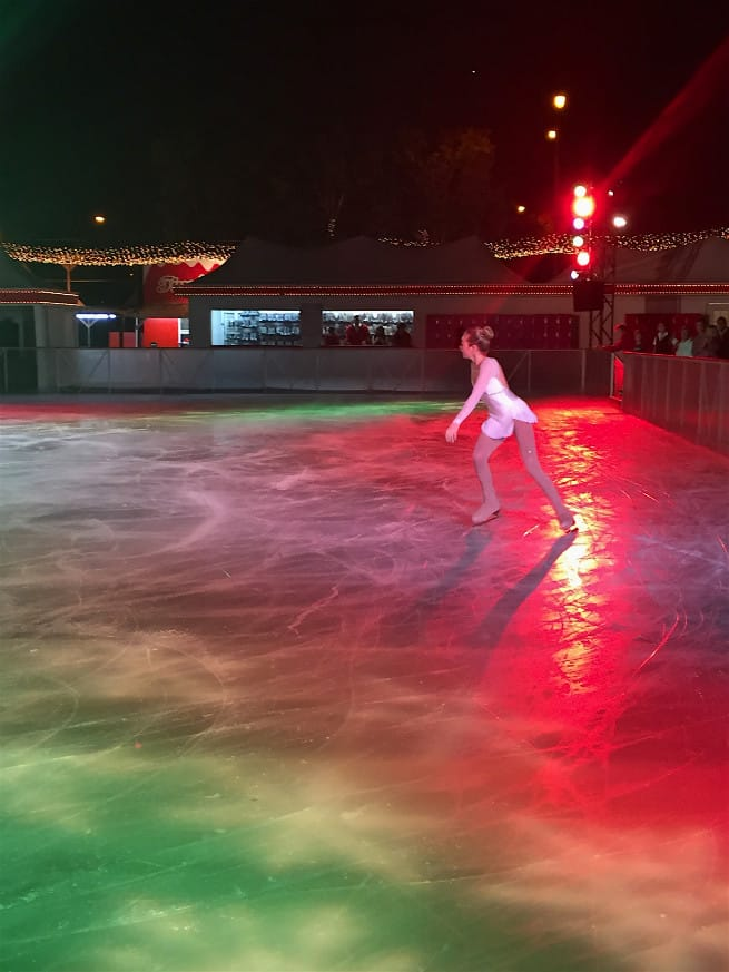 the queen mary chill 2015 ice skating 4