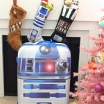 R2-D2 Luggage For This Star Wars Holiday Season!