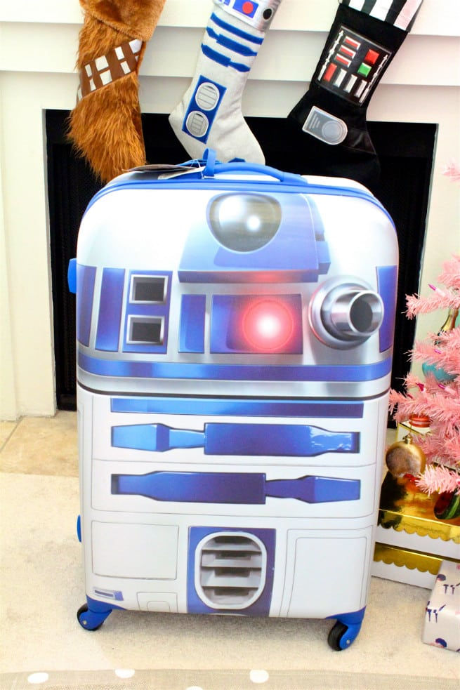 American Touristor R2-D2 Luggage-6