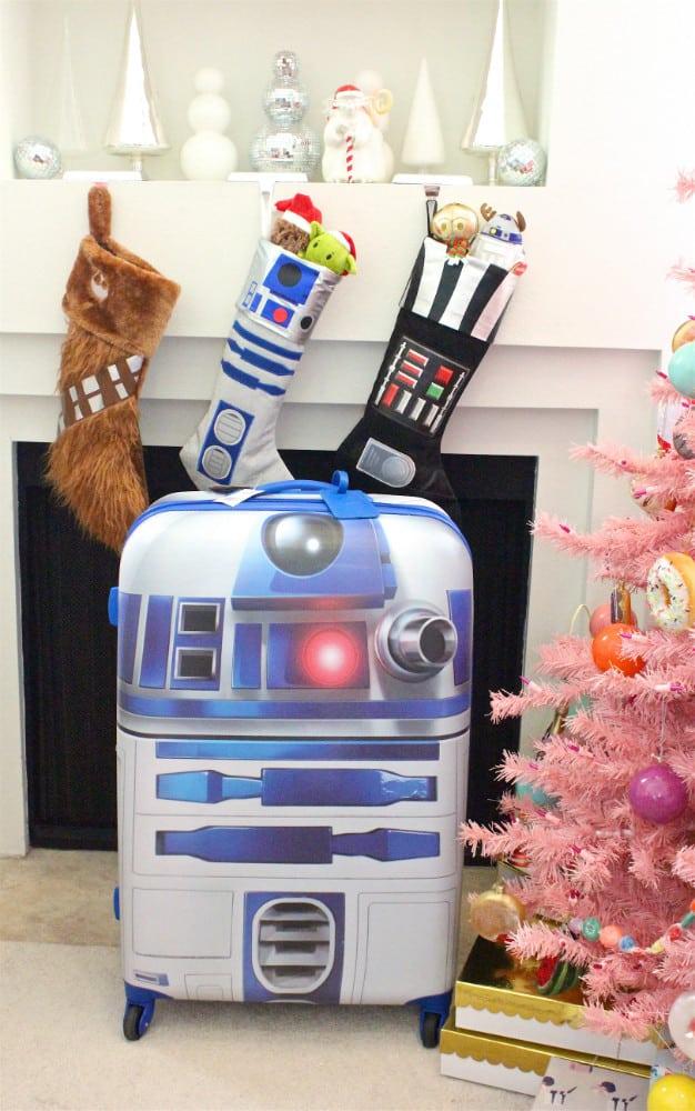 American Touristor R2-D2 Luggage