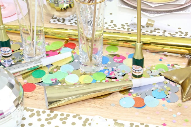 Confetti Rainbow Table
