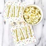 Olive Oil & Rosemary Popcorn Hack!