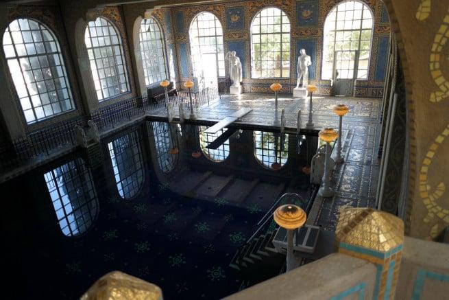 Hearst-Castle-Swimming pool
