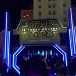 Our EPIC Star Wars: The Force Awakens Red Carpet Experience!
