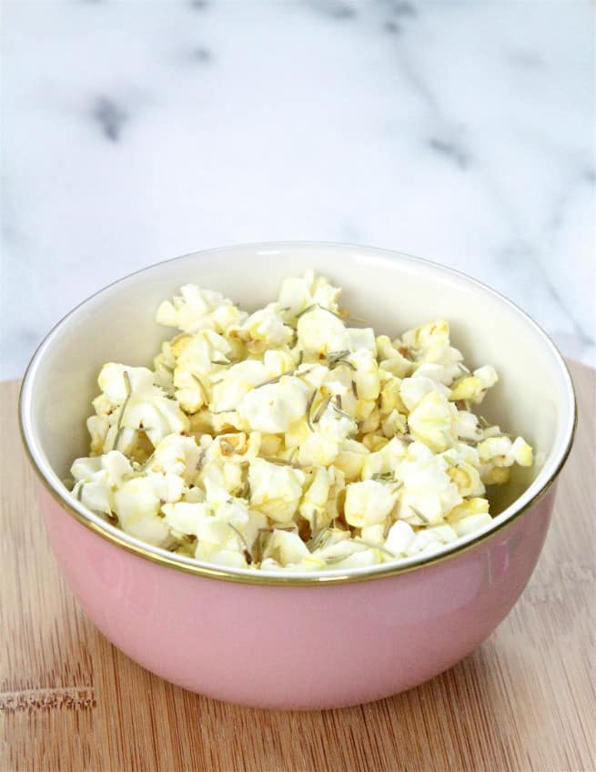 Olive Oil & Rosemary Popcorn Hack-Step-3