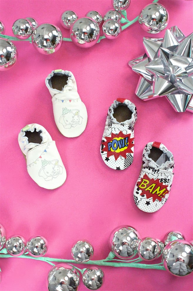 Robeez Baby Shoes-1