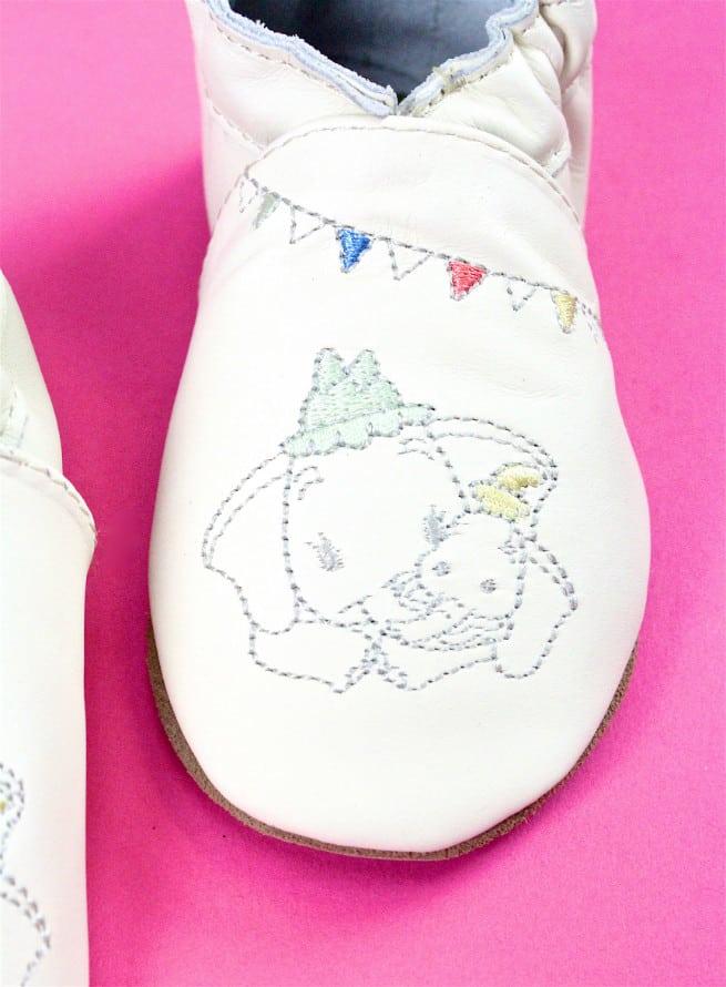 Robeez Baby Shoes Dumbo
