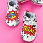 The Cutest Baby Shoes Ever For The Holidays!