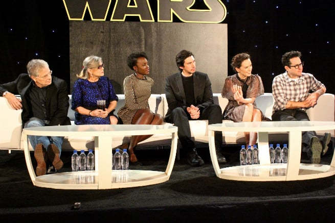 STAR WARS CAST GROUP-1