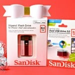 The Perfect Stocking Stuffer Gifts From SanDisk + A Giveaway!