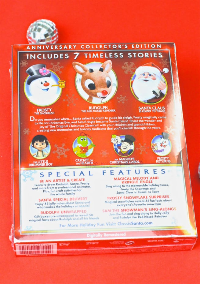the original christmas classics anniversary collectors edition gift set 2