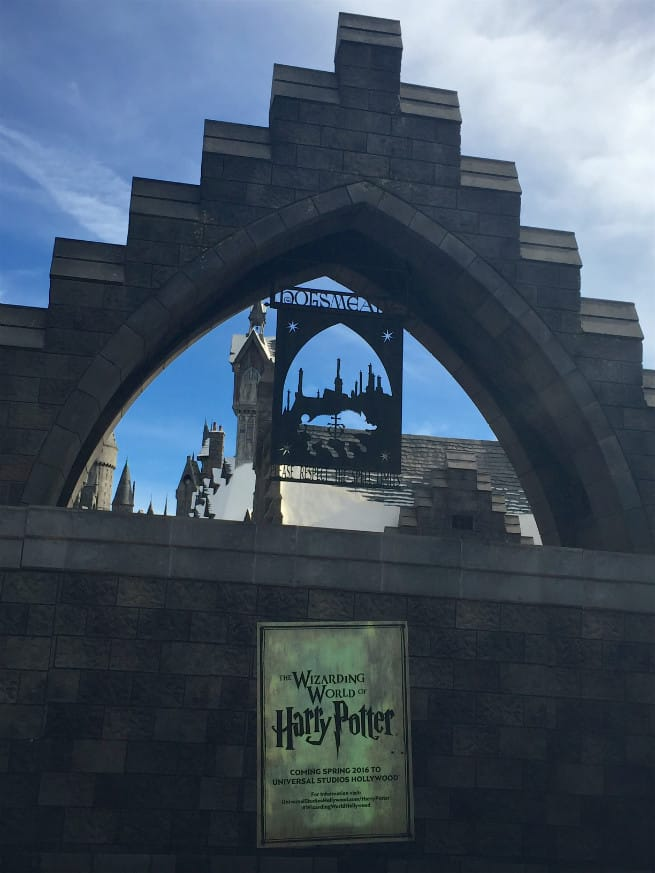 wizarding world of harry potter hogsmead