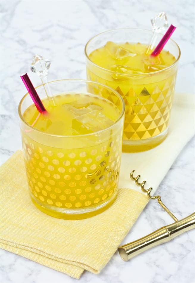 Easy Peary Fine Mixer Drink Recipe