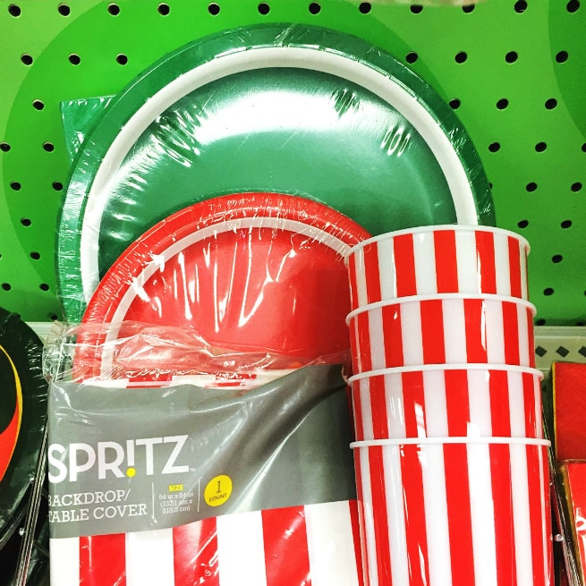 Target Run For Super Bowl Party Essentials