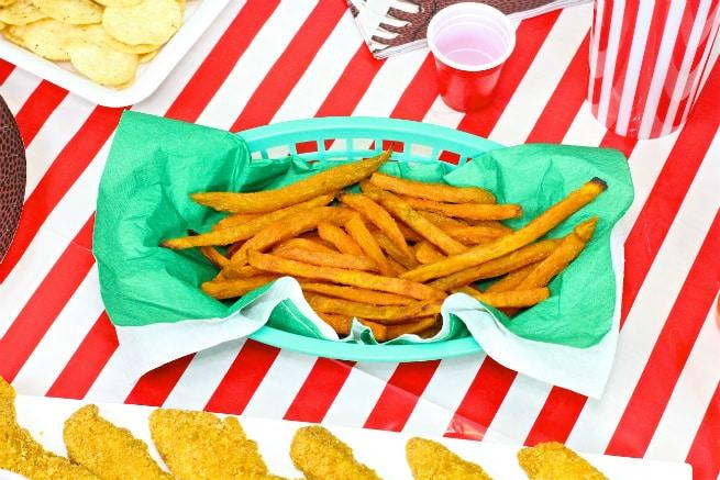 Target Super Bowl Party Essentials Sweet Potato Fries