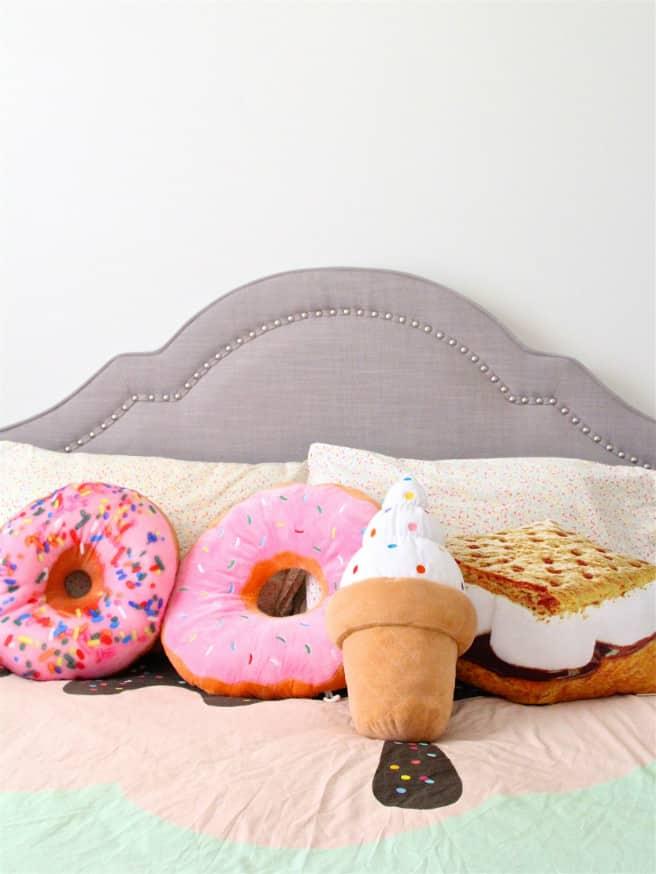 Tasty Treats-Bed