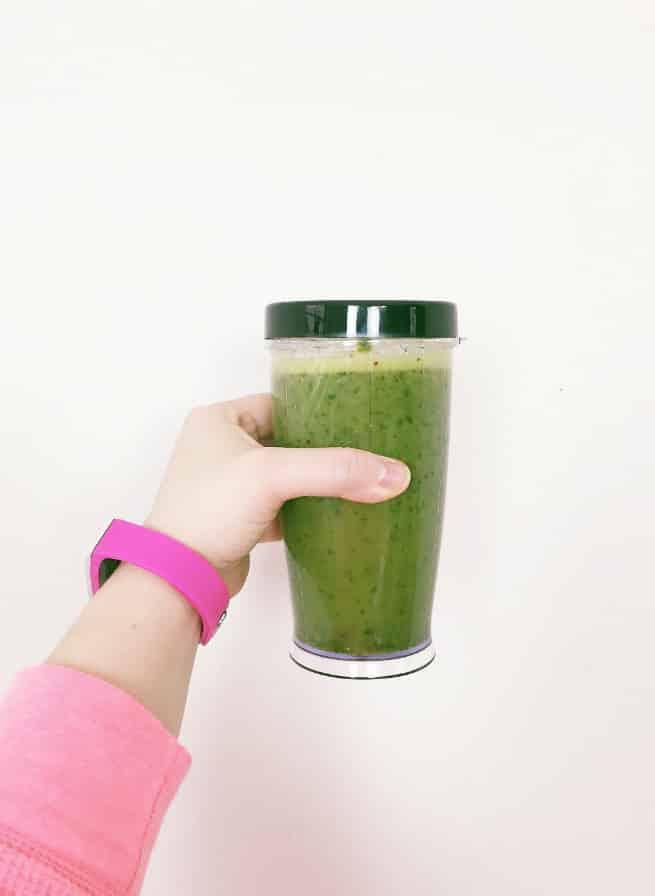 green juice and nuband