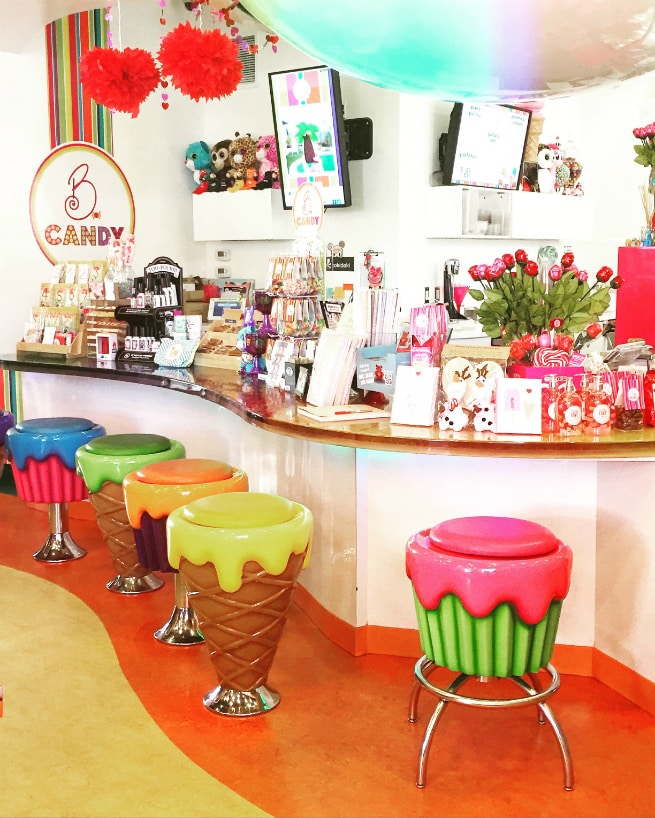 B's Candy Inside