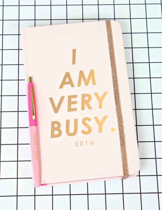 Busy Planner