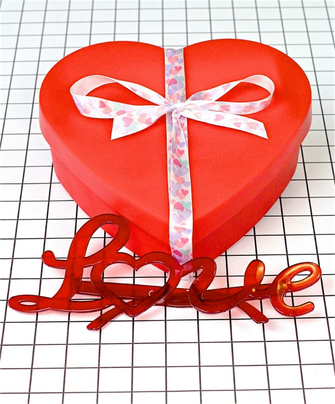DIY Valentine's Day Gal Pal Gift Idea