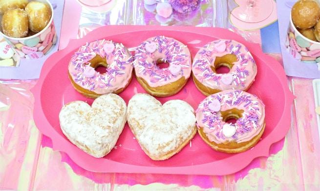 Galentine's Day Brunch Dunkin Donuts