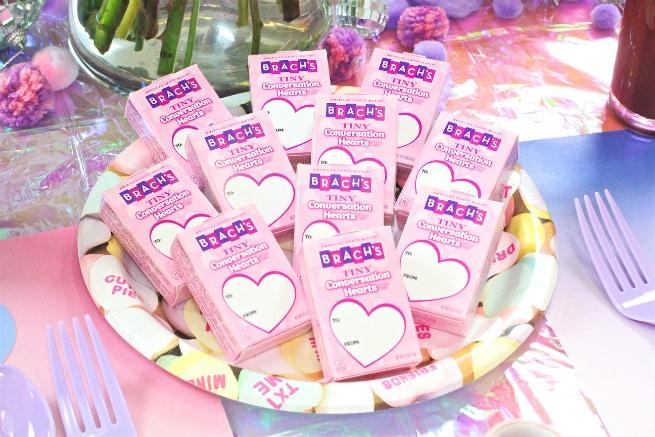 Galentine's Day Brunch Heart Candy