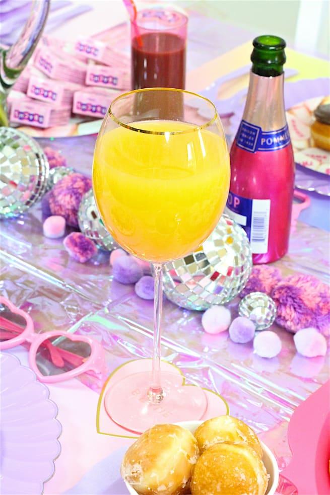 Galentine's Day Brunch Mimosa 2