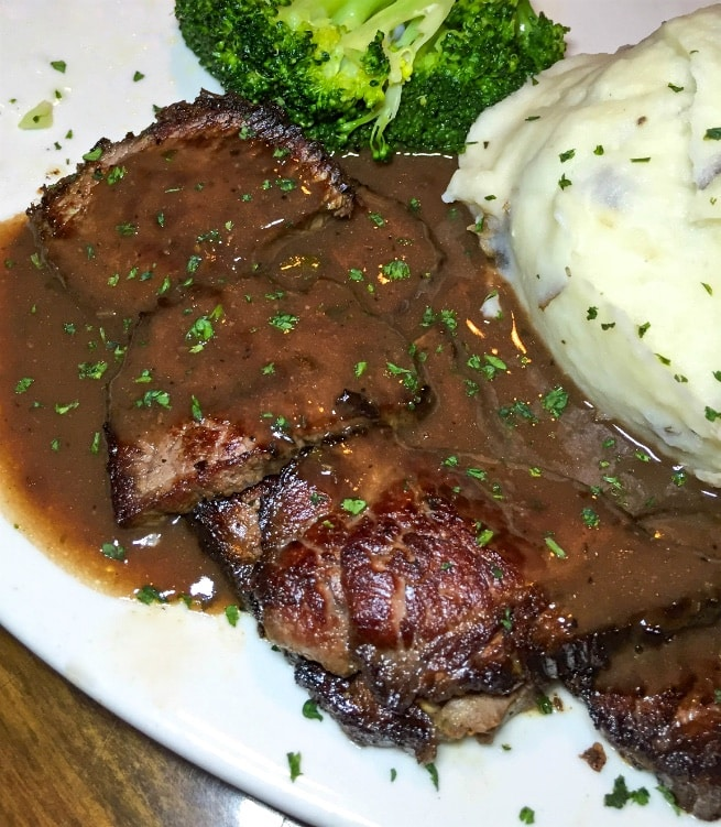 Outback Classic Roasted Sirloin Steak (1)