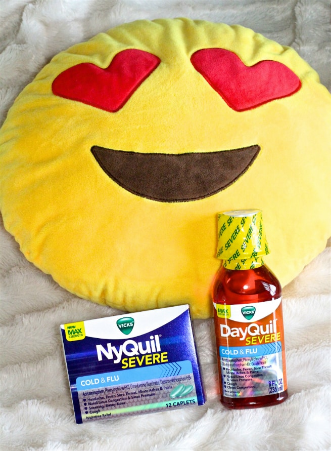 Vicks DayQuil NyQuill