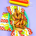 DIY Hotdog Easter Eggs!