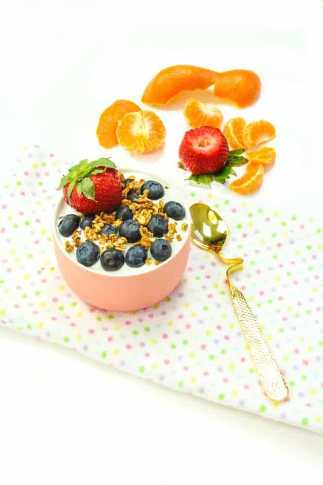 Fruity Parfait
