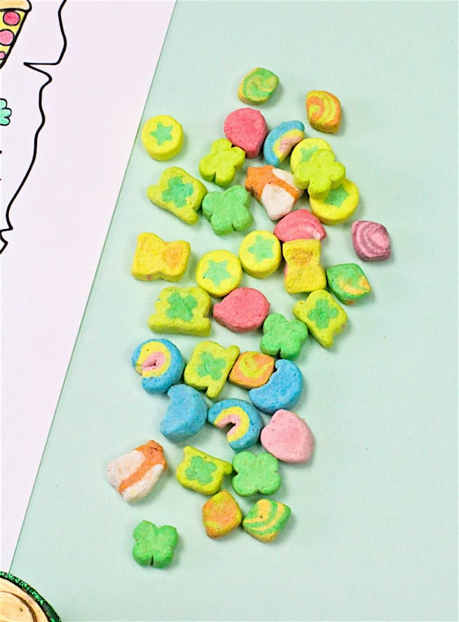 Map Lucky Charms