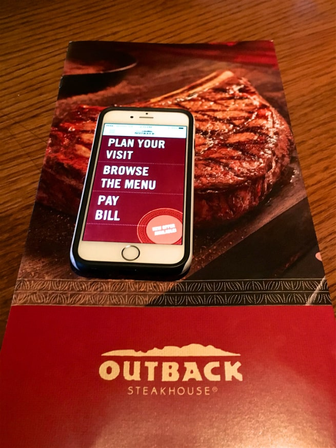 Outback Steakhouse App