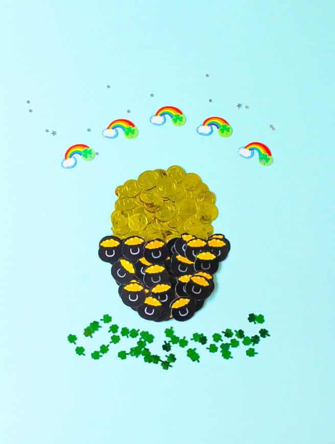 Saint Patrick's Day Confetti