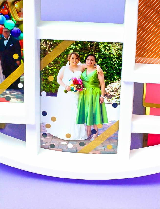 Shutterfly Mother's Day Circle Frame Gift 5