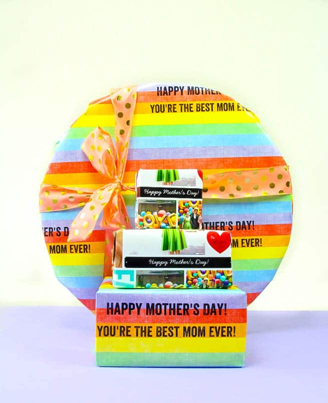 Shutterfly Mother's Day Gift Wrap Ideas
