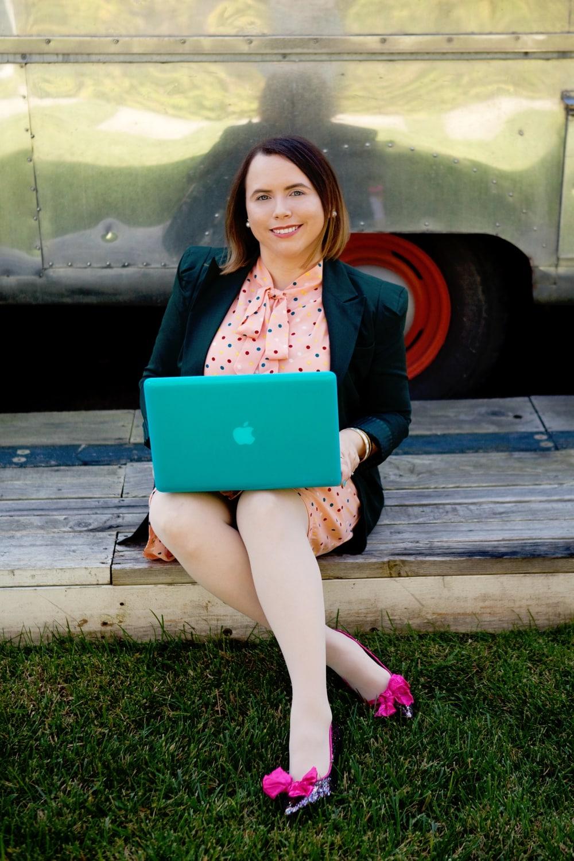 Vanessa Laptop Profile