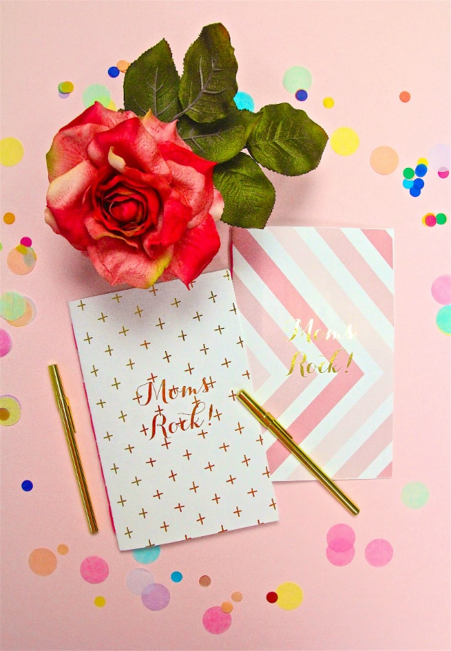 DIY-Mother's Day Notebooks