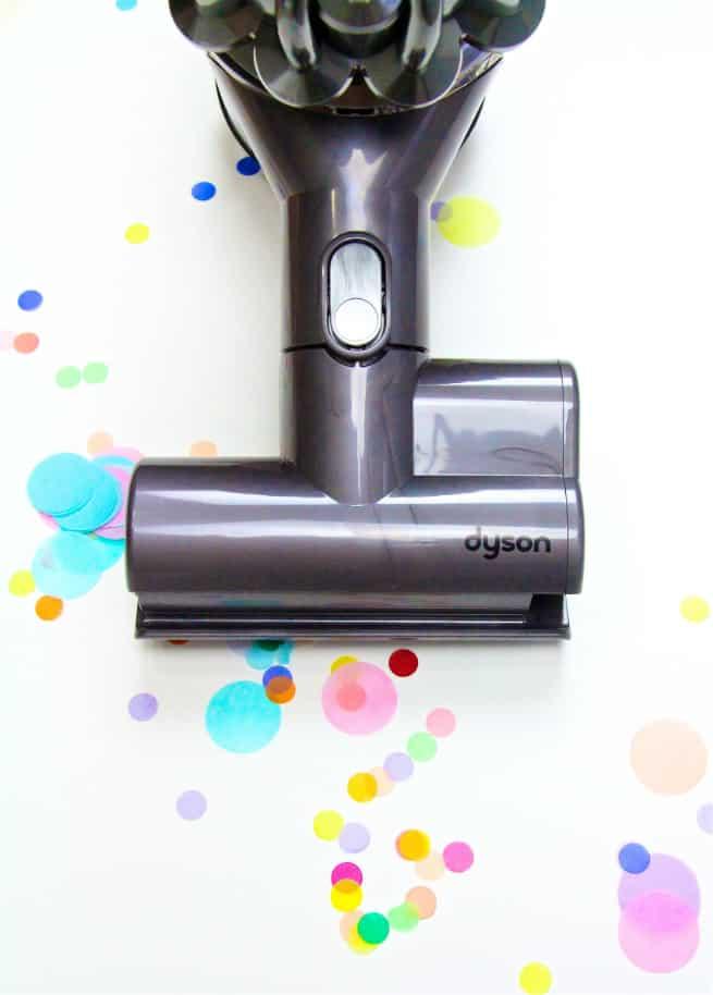 Dyson V6 Absolute Cord-Free Vacuum Confetti