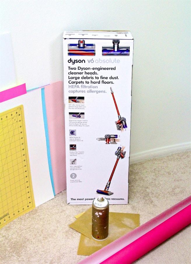 Dyson V6 Absolute Cord-Free Vacuum box