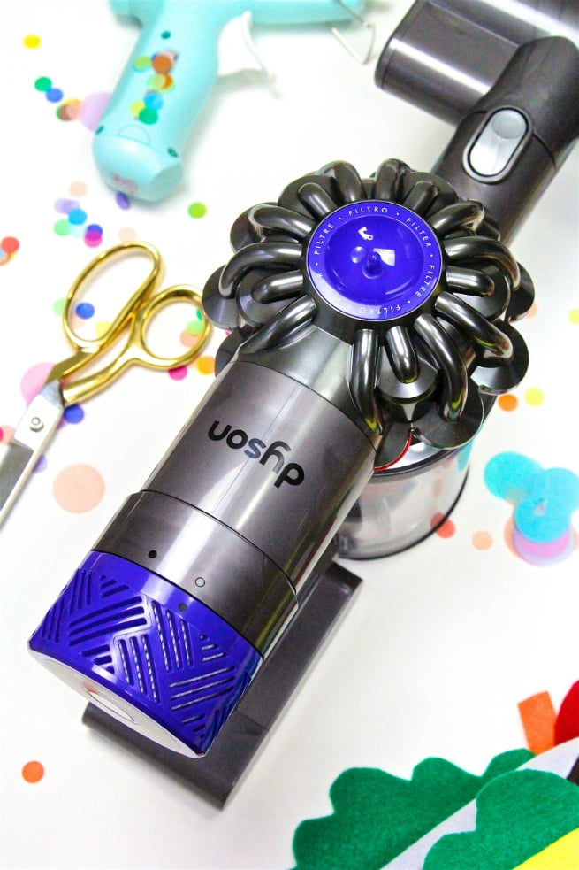 Dyson V6 Absolute Cord-Free Vacuum pump