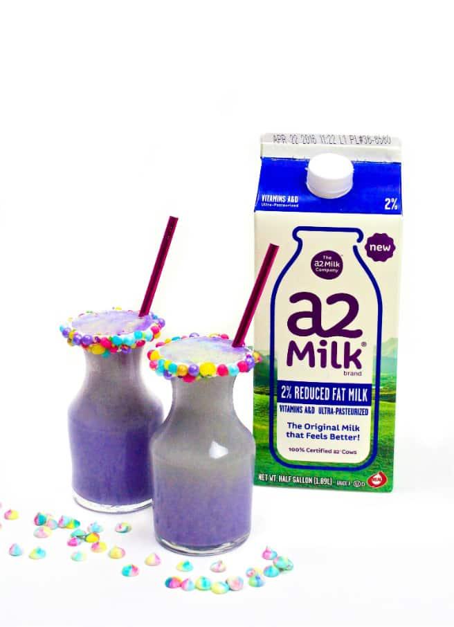 unicorn milk a2 milk drinks