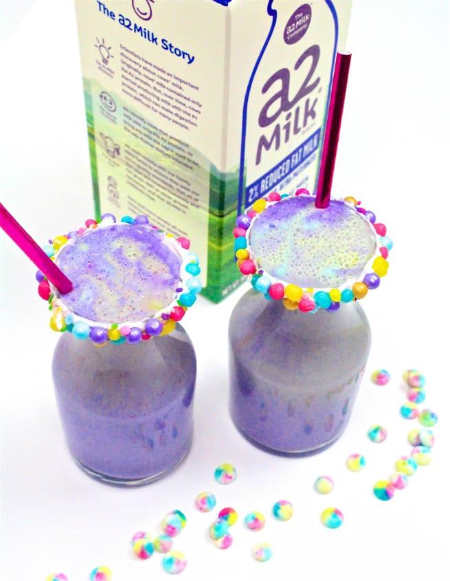 unicorn milk a2 milk recipe