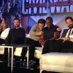 An Awesome Chat With The Cast of Marvel's Captain America: Civil War!