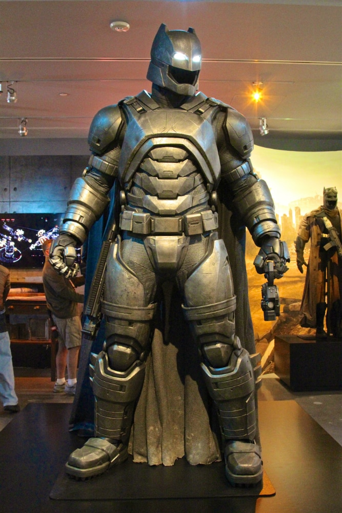 Batman vs Superman Costume 1