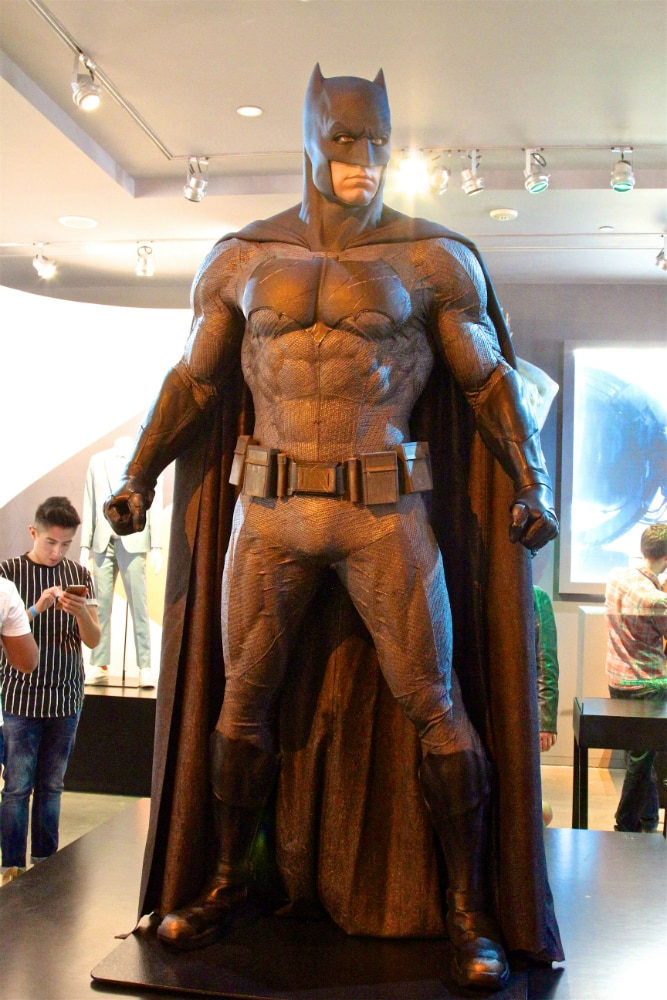 Batman vs Superman Costume 2