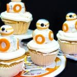 Check Out Our DIY BB-8 Surprise Cupcakes!
