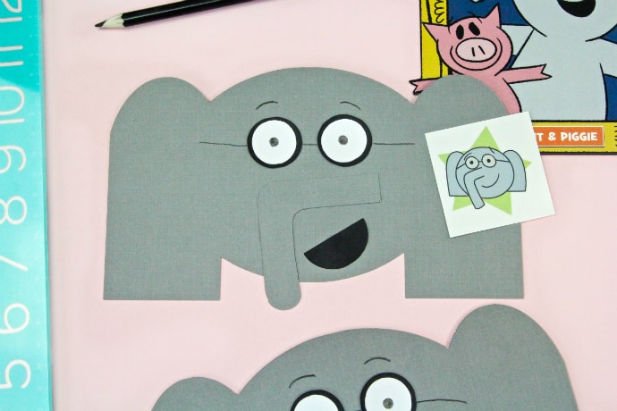 DIY Elephant Thank You Card