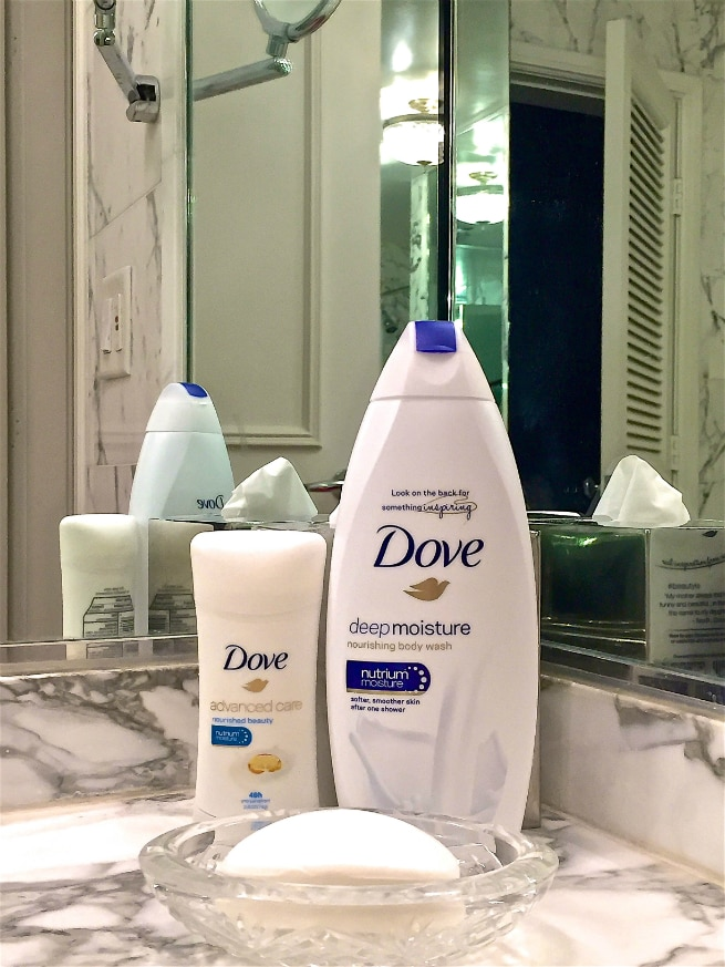 Dove Advanced Care Antiperspirant With Products
